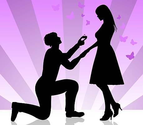 Свадебный стресс, или как мне милый предложение делал