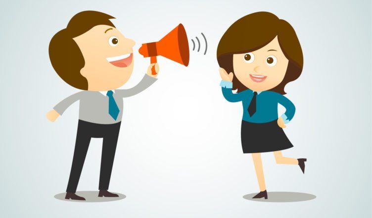 Учим слышать друг друга