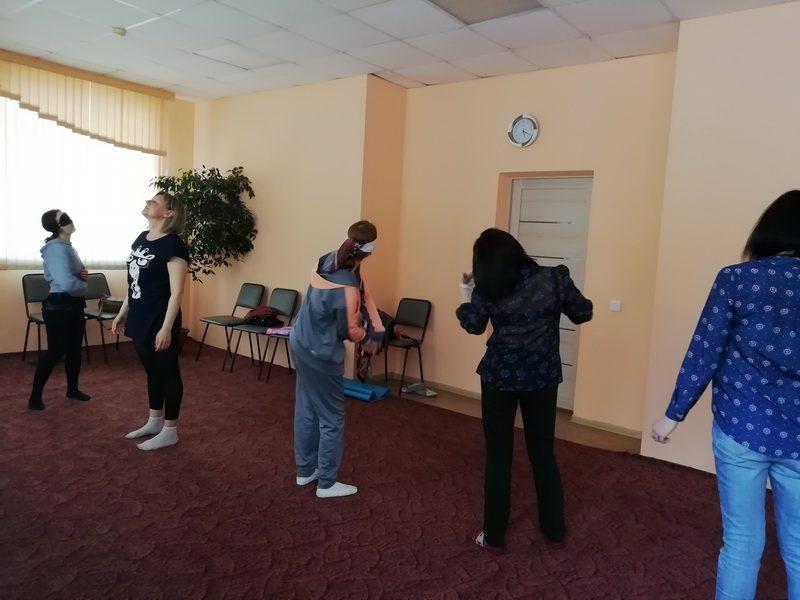 Тренинг танцевальной и телесно-ориентированной терапии «Свободное движение»