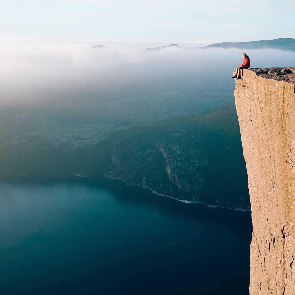Этот навязчивый страх высоты