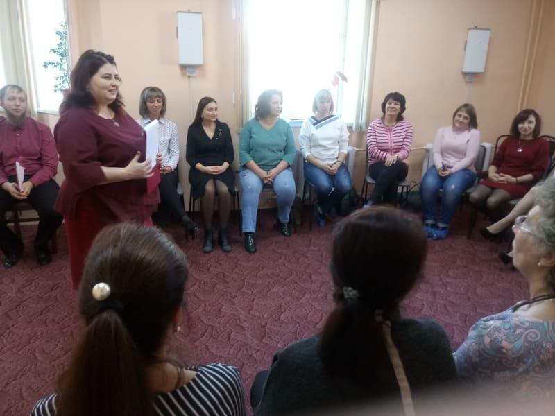 Состоялся семинар на тему «Система профилактики риска суицидального поведения несовершеннолетних в городе Прокопьевске».