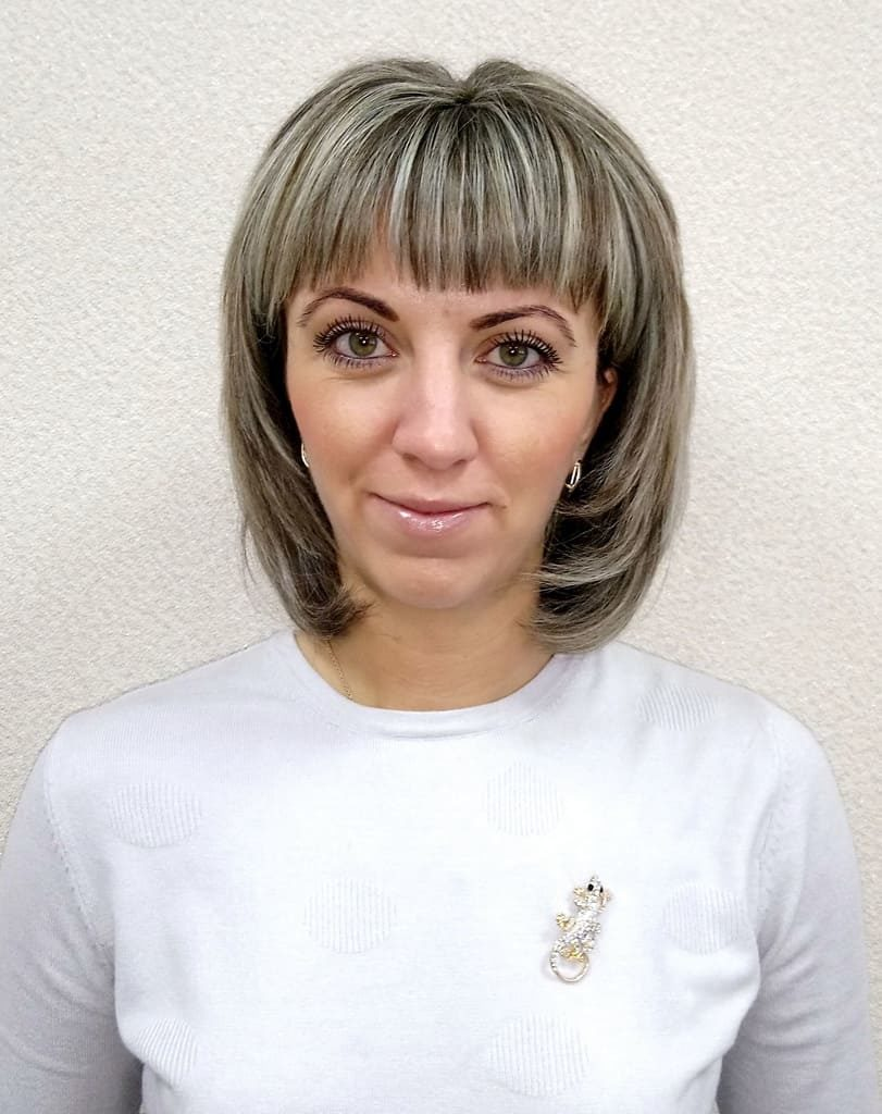 Бондаренко Юлия Евгеньевна
