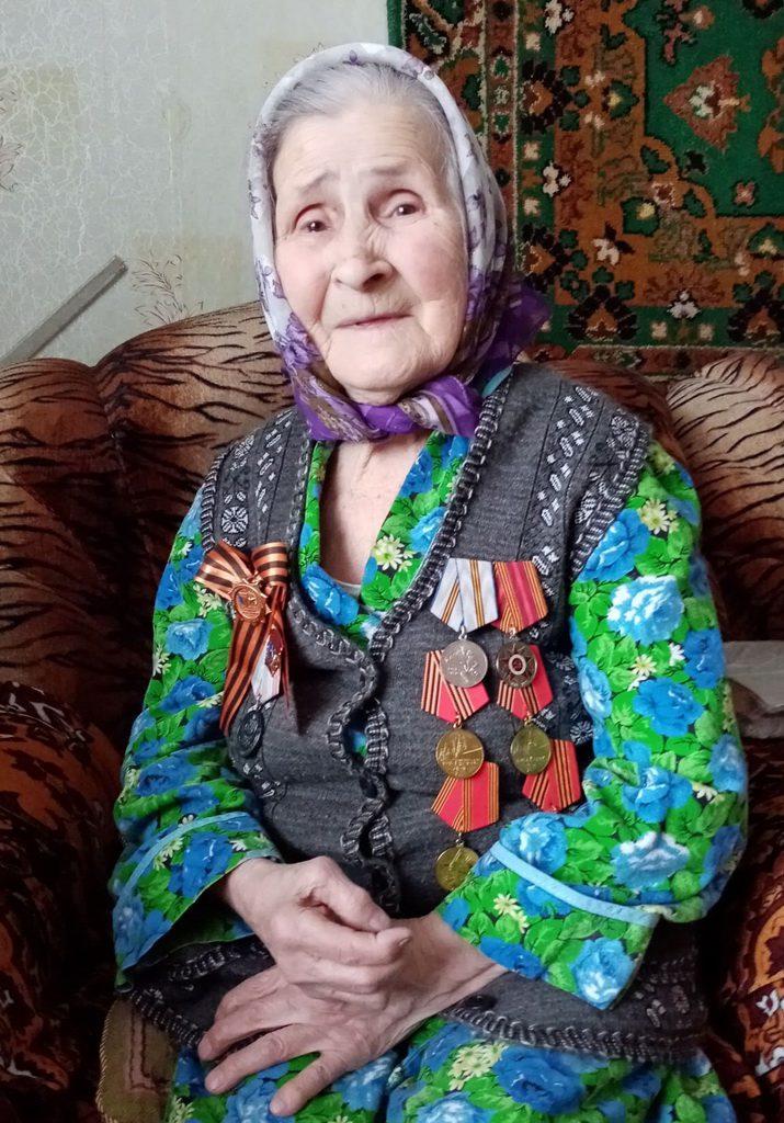 Елясова Елизавета Кирилловна