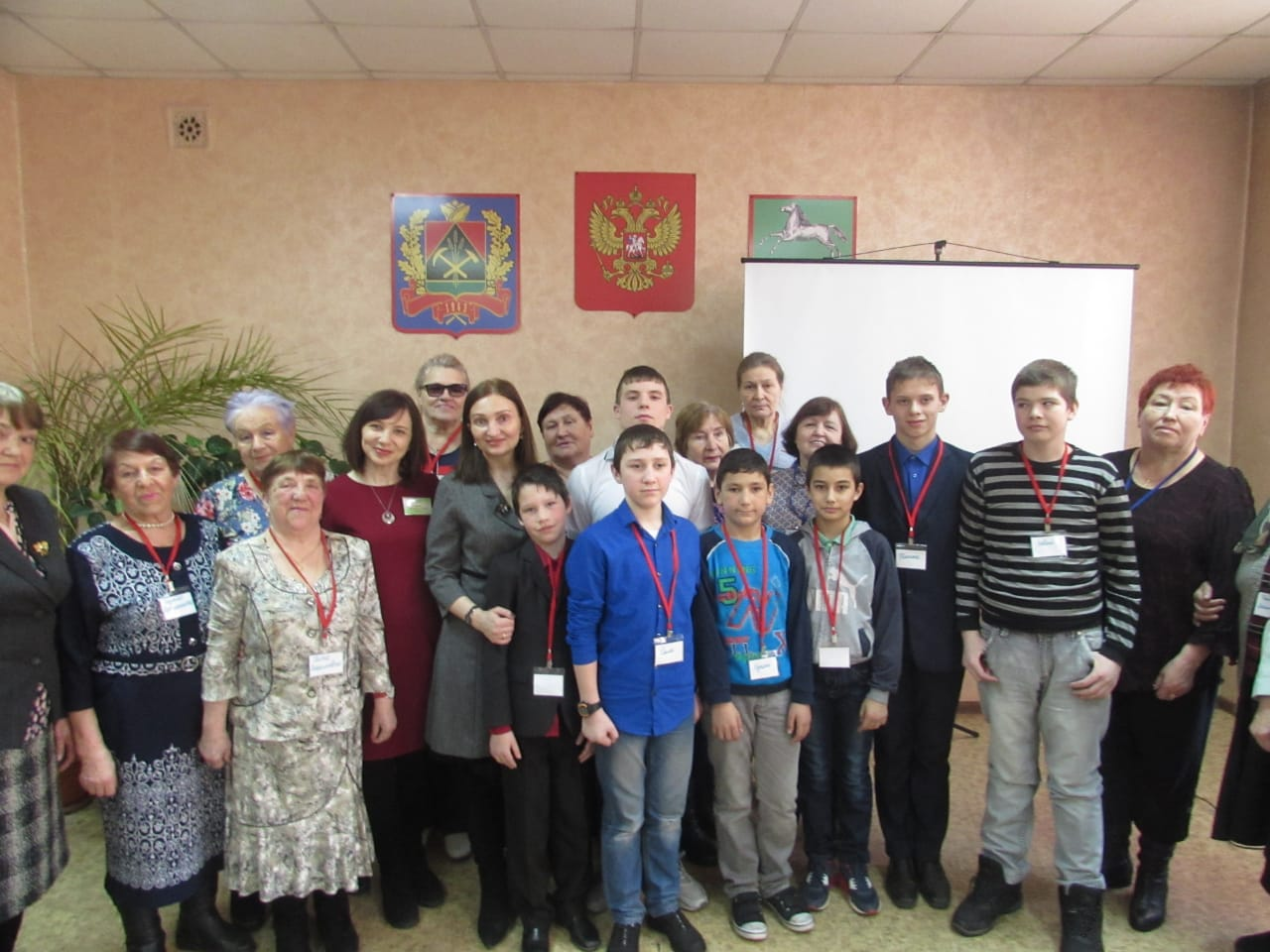 «Два поколения: точки контакта». Мероприятия, посвященные 75-летию Победы в Великой Отечественной войне.