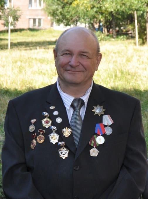 Журавлёв Ростислав Петрович